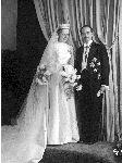 Hochzeit von Otto von Habsburg mit Prinzessin Regina von Sachsen-Meiningen